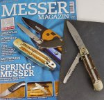 MESSER MAGAZIN 1/2015 - Front Page