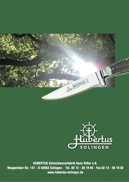 HUBERTUS-Solingen :: Discover the latest news from HUBERTUS